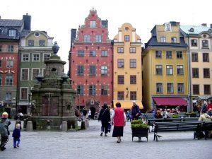 4 fede ting at se i Stockholm